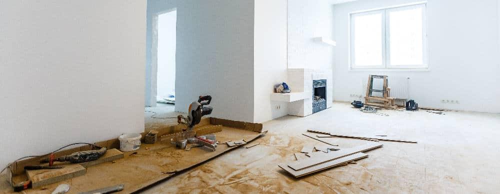 Hausse loyer après isolation d'un appartement